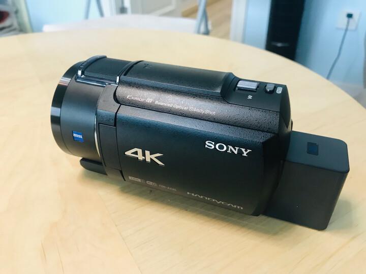 索尼(SONY)FDR-AX45家用-直播4K高清数码摄像机质量口碑如何.使用一个星期感受分享 艾德评测 第5张