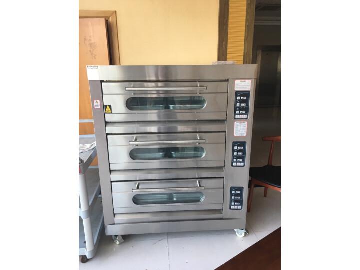 德玛仕(DEMASHI)大型烘焙烤箱商用EB-J6D-Z怎么样?评测:同款质量对比曝光-艾德百科网