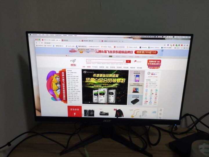 宏碁(Acer)PE320QK 31.5英寸显示器怎样【真实评测揭秘】为什么爆款,评价那么高? _经典曝光 众测 第21张