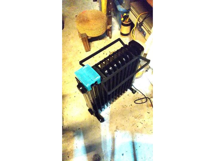 美的(Midea)取暖器电暖器家用办公电暖气片HYX22N评测如何?质量怎样【真实大揭秘】质量性能评测必看 _经典曝光 众测 第17张