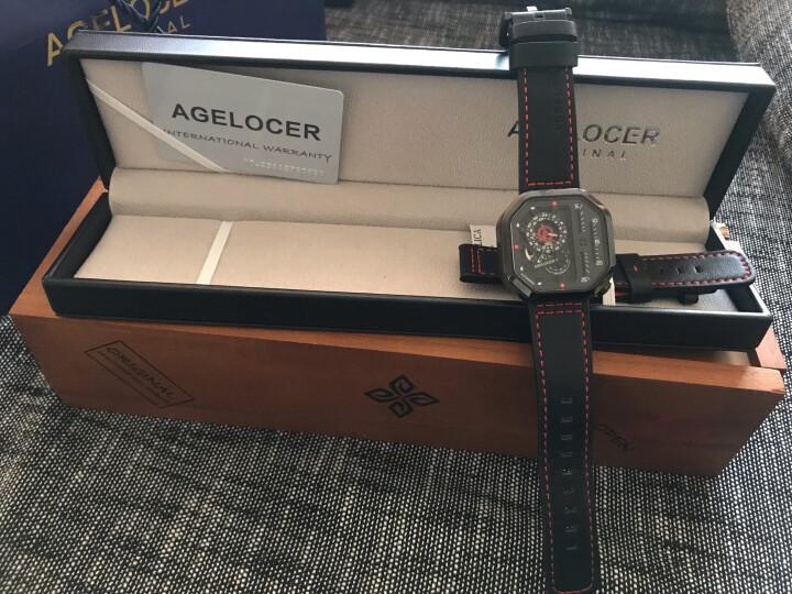 艾戈勒(agelocer)瑞士手表 大爆炸系列5802J1 44MM怎么样【优缺点评测】媒体独家揭秘分享 值得评测吗 第6张