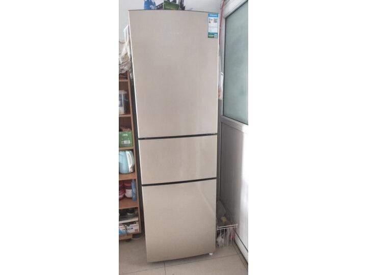 【独家揭秘】容声(Ronshen) 217升 小型三门冰箱BCD-217D11N怎么样【同款对比揭秘】内幕分享 _经典曝光-艾德百科网