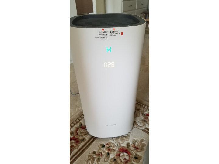 华为智选720全效空气净化器家用KJ500F-EP500H怎么样,一个月亲身体验 值得评测吗 第12张