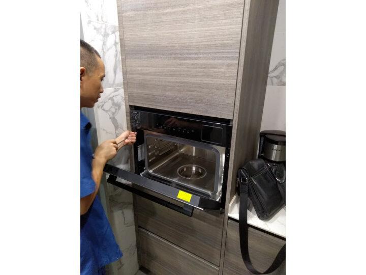 老板(Robam)S270A+R070A嵌入式蒸烤箱好不好,说说最新使用感受如何? 好货众测 第7张