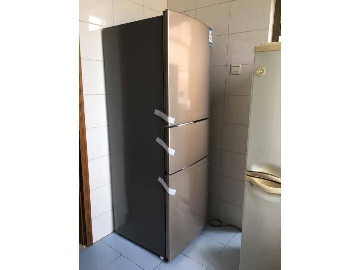 【同款测评分享】容声(Ronshen) 252升 三门冰箱BCD-252WD11NPA怎么样【用户吐槽】质量内幕详情 首页 第6张