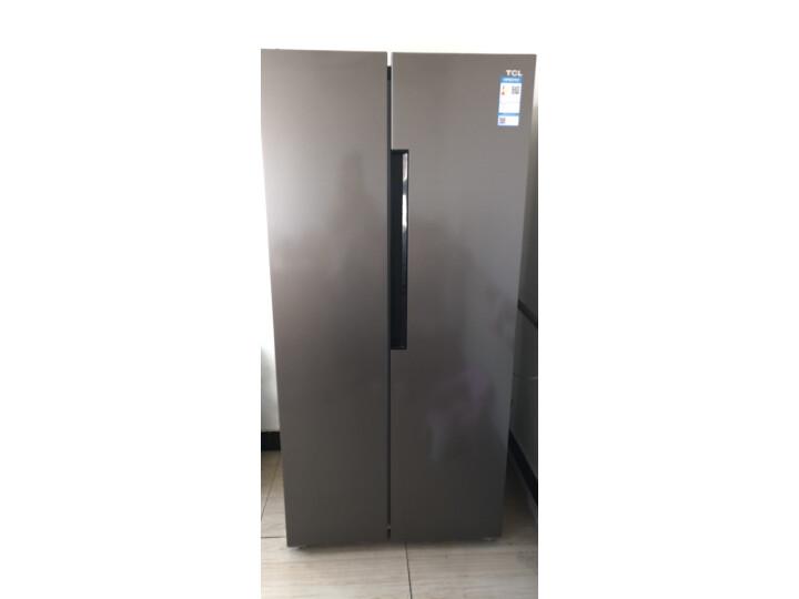 TCL 456升风冷无霜对开电冰箱BCD-456WZ50怎么样?质量口碑如何,真实揭秘 艾德评测 第4张