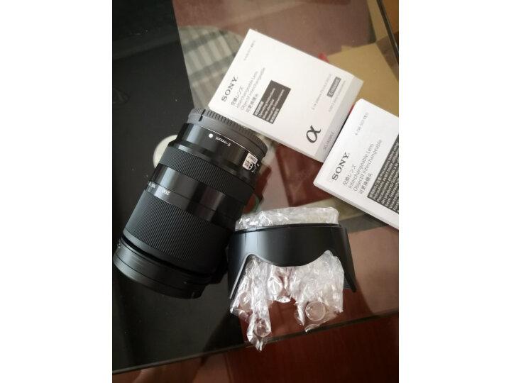 索尼E 18-200mm F3.5-6.3 OSS LE APS-C画幅远摄变焦微单相机镜头怎么样【猛戳分享】质量内幕详情 艾德评测 第5张