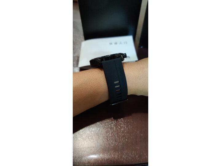 HUAWEI WATCH GT2(46mm)曜石黑 华为手表怎么样,真实质量内幕测评分享 艾德评测 第8张