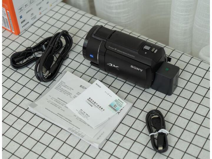 索尼(SONY)FDR-AX45家用-直播4K高清数码摄像机质量口碑如何.使用一个星期感受分享 艾德评测 第8张