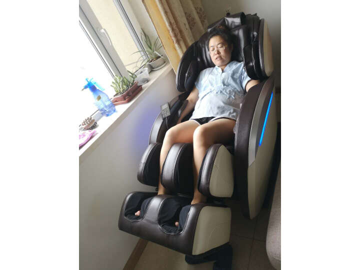 荣耀 ROVOS AI语音款E6600H按摩椅测评曝光.使用一个星期感受分享 好货众测 第5张