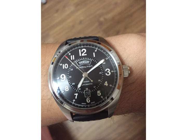 汉米尔顿(HAMILTON)瑞士手表卡其野战系列H70535061新款怎么样??最新吐槽性能优缺点内幕-苏宁优评网