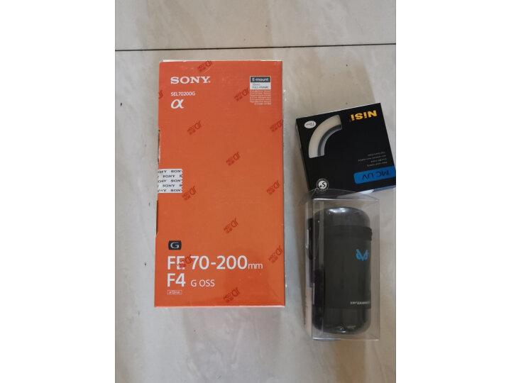 索尼(SONY)FE 70-200mm F4 G OSS 全画幅远摄变焦微单相机优缺点如何,真想媒体曝光 选购攻略 第6张
