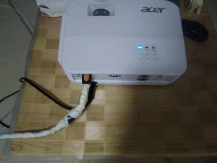 宏碁(Acer)极光 D820D+ 投影仪怎么样.质量优缺点评测详解分享 好货众测 第3张