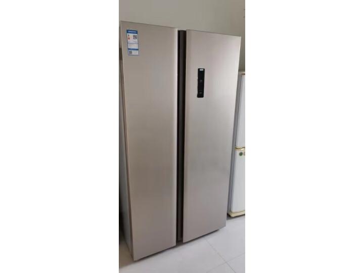 TCL 509升 风冷无霜 对开门电冰箱BCD-509WEFA5评测爆料如何?为什么爆款,质量内幕评测 艾德评测 第2张