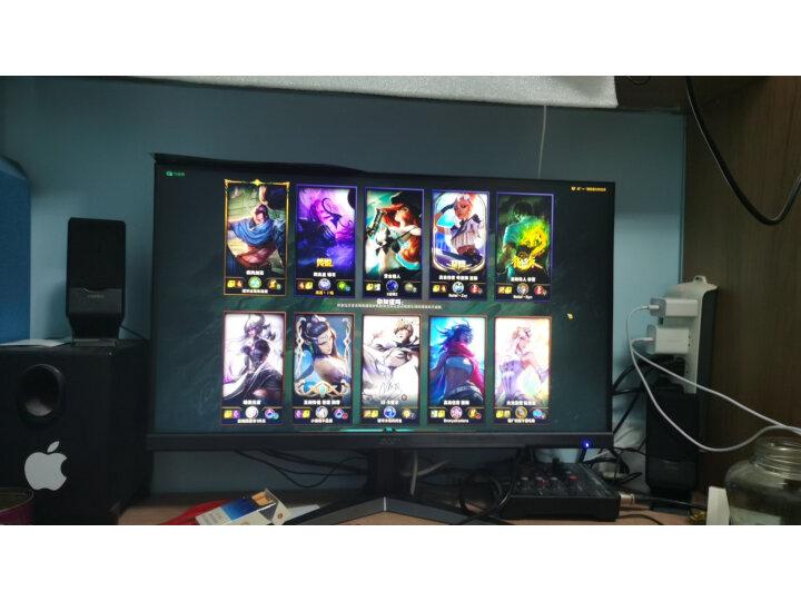 宏碁(Acer)暗影骑士KG271U A 27英寸显示器怎么样?对比评测分享【有图有真想】 艾德评测 第8张