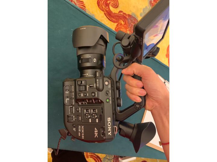 索尼(SONY)PXW-FS5M2K专业摄像机【质量评测】内幕最新详解 艾德评测 第9张