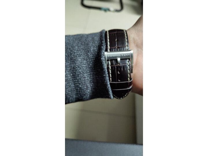汉米尔顿 瑞士手表爵士系列Viewmatic自动机械男士腕表H32515535 怎么样?质量内幕揭秘,不看后悔 评测 第9张