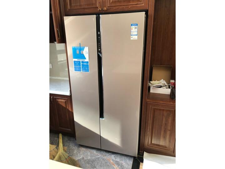 海尔(Haier)530升双变频风冷无霜对开门冰箱BCD-530WDVL好不好啊?质量内幕媒体评测必看-艾德百科网