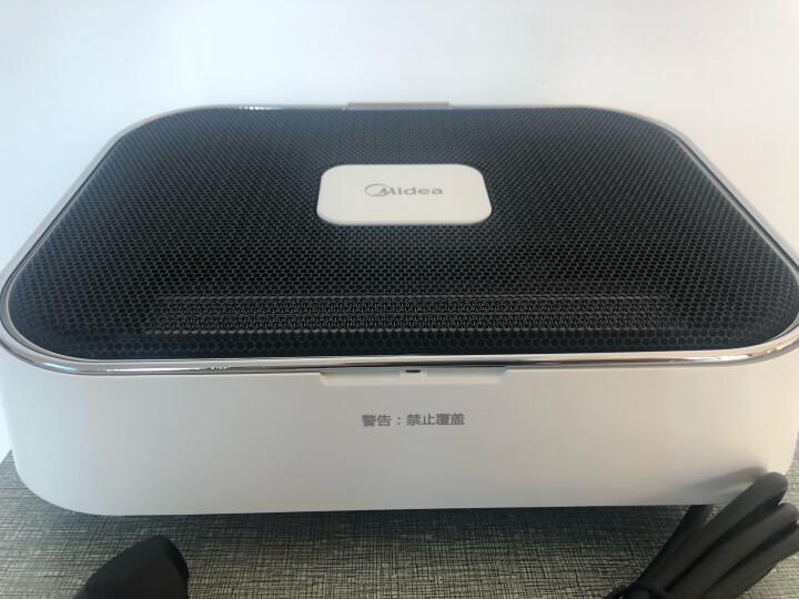 美的(Midea)取暖器电暖器静音节能电暖气家用HFY20Y评测如何?质量怎样?用过的朋友来说说使用感受 _经典曝光 众测 第17张