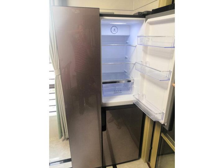 真相吐槽容声(Ronshen) 410升 T型对开三门冰箱BCD-410WD11HPC怎么样?好不好,评测内幕详解分享 首页 第6张