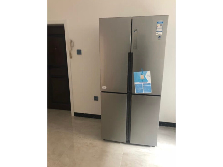 海尔( Haier) 481升 无霜变频T型十字对开门冰箱BCD-481WDVSU1新款测评怎么样??质量有缺陷吗【已曝光】 每日推荐 第11张