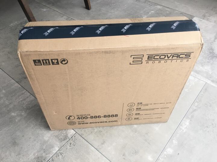 科沃斯 Ecovacs 地宝DE55扫地机器人新款质量怎么样?使用一周后对比差?-苏宁优评网