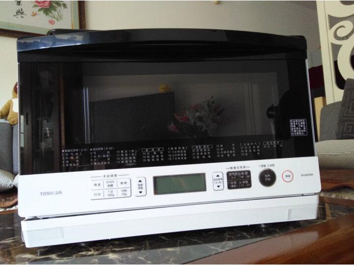 东芝原装进口微波炉ER-S60CNW怎么样如何_新款质量评测_内幕详解 品牌评测 第1张