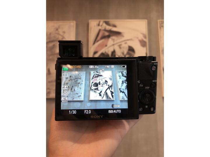 索尼(SONY)DSC-RX100M5A 黑卡数码相机怎样【真实评测揭秘】有谁用过,质量如何【好评吐槽】 _经典曝光 评测 第17张