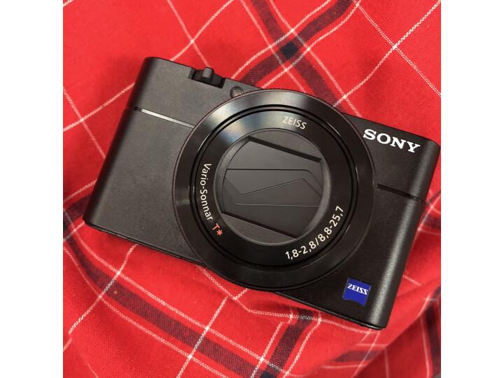 索尼(SONY)DSC-RX100M5A 黑卡数码相机怎样【真实评测揭秘】有谁用过,质量如何【好评吐槽】 _经典曝光 评测 第19张