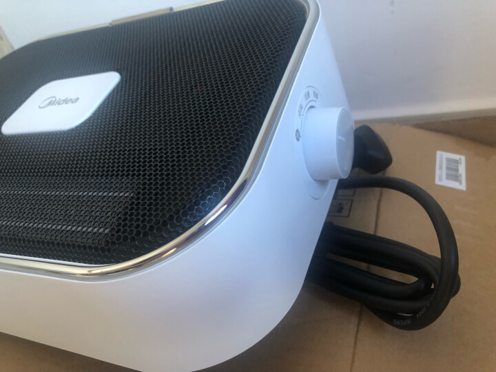 美的(Midea)取暖器电暖器静音节能电暖气家用HFY20Y评测如何?质量怎样?用过的朋友来说说使用感受 _经典曝光 众测 第15张