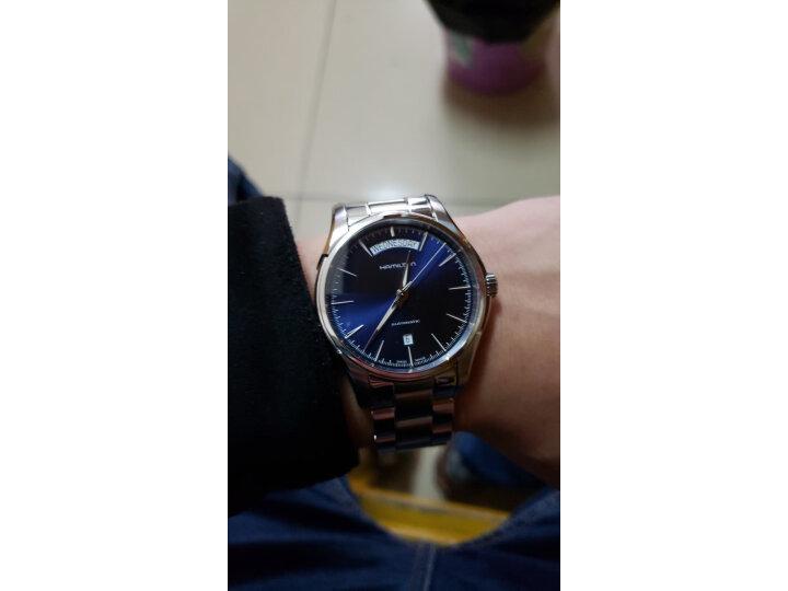 揭秘:汉米尔顿 瑞士手表爵士系列H32505141怎么样.质量好不好【内幕详解】 评测 第11张