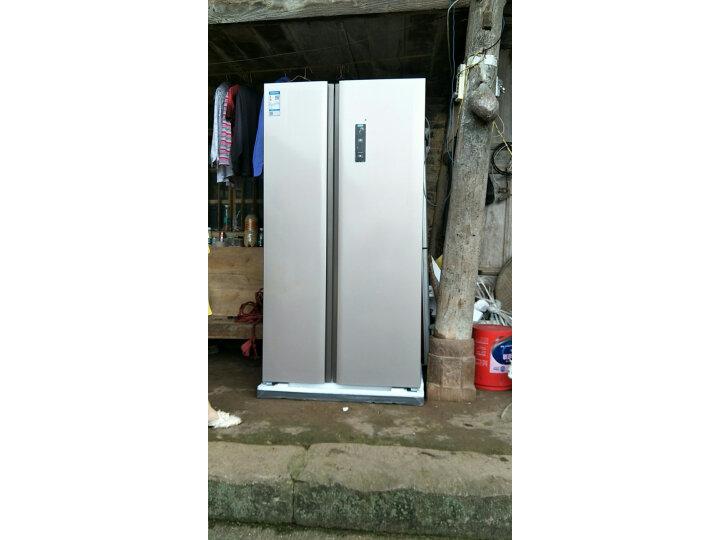 TCL 509升 风冷无霜 对开门电冰箱BCD-509WEFA5评测爆料如何?为什么爆款,质量内幕评测 艾德评测 第14张