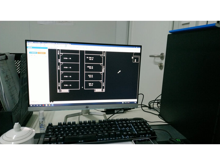 惠普(HP)22F 21.5英寸电脑显示器怎么样?质量性能分析,不想被骗看这里 艾德评测 第10张
