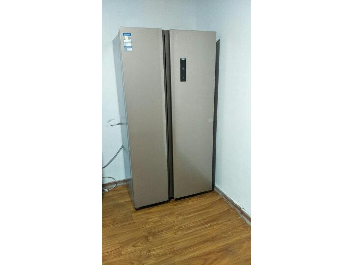 TCL 509升 风冷无霜 对开门电冰箱BCD-509WEFA5评测爆料如何?为什么爆款,质量内幕评测 艾德评测 第13张
