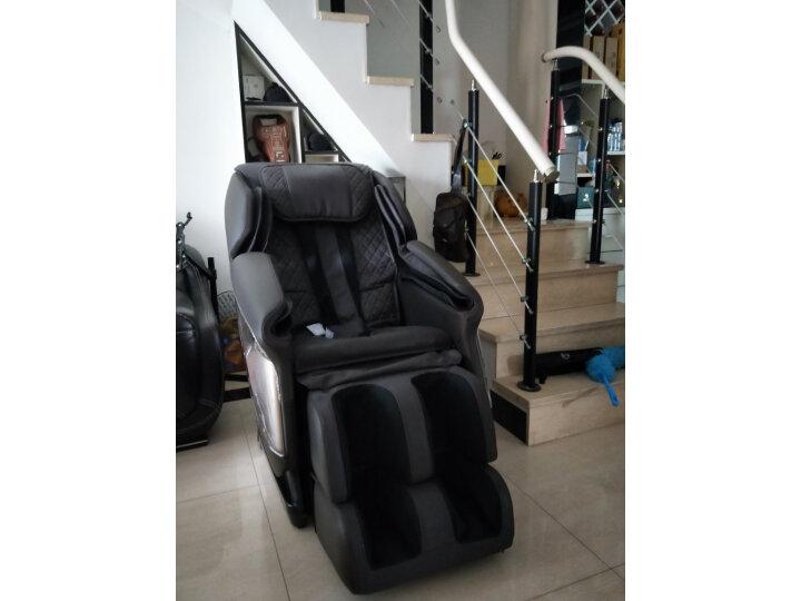 迪斯(Desleep)按摩椅家用全身DE-T11L质量如何_网上的和实体店一样吗 艾德评测 第8张