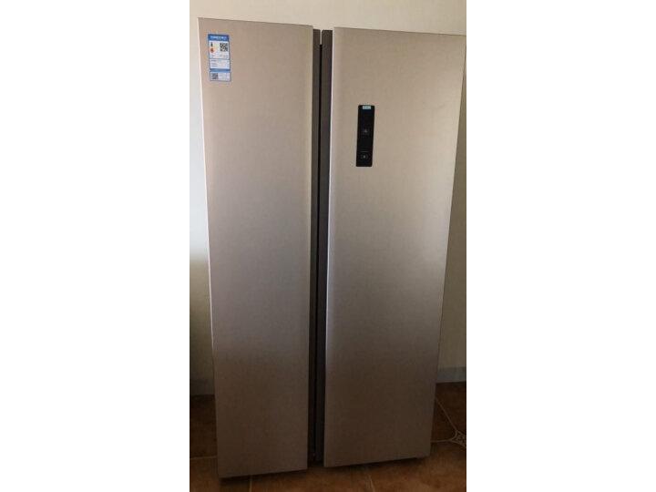 TCL 509升 风冷无霜 对开门电冰箱BCD-509WEFA5评测爆料如何?为什么爆款,质量内幕评测 艾德评测 第12张