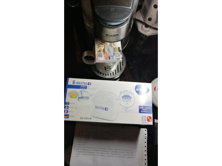 碧然德(BRITA) 滤水壶滤芯Maxtra+多效滤芯12只装质量如何,网上的和实体店一样吗 值得评测吗 第6张