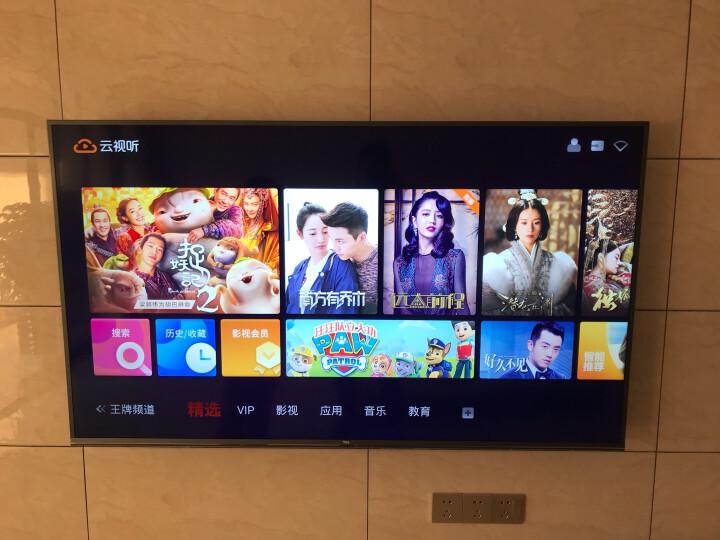 TCL 65D6 65英寸人工智能电视机新款优缺点怎么样【为什么好】媒体吐槽 _经典曝光 众测 第19张