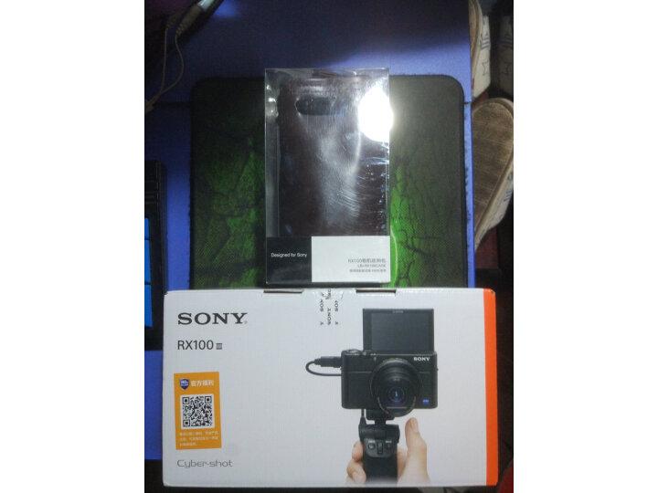 索尼(SONY)RX100M3G 黑卡数码相机怎样【真实评测揭秘】质量口碑如何,详情评测分享 _经典曝光 艾德评测 第9张