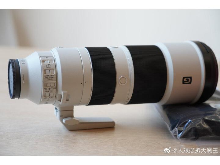 索尼(SONY)FE 400mm F2.8 GM OSS大师镜头质量口碑如何.质量优缺点评测详解分享 好货众测 第13张