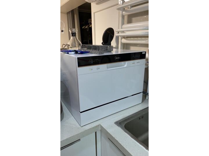 美的(Midea)6套刷碗机S3怎么样质量评测如何,详情揭秘 艾德评测 第12张