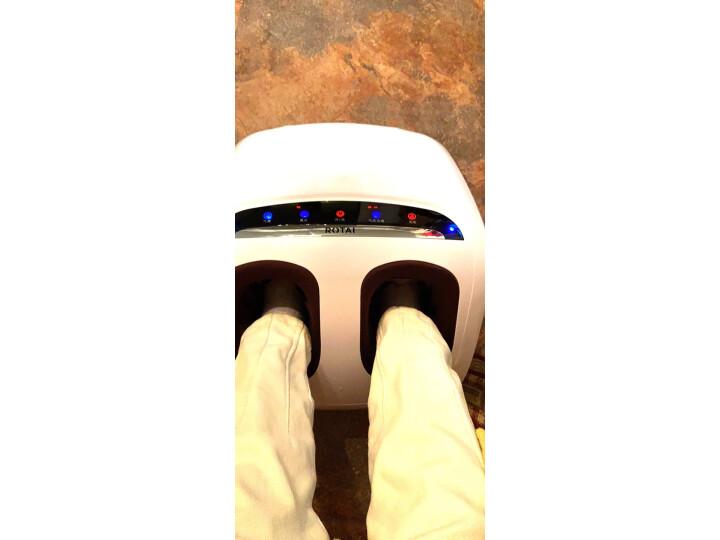 荣泰RONGTAI RT518足疗机腿部按摩器怎么样?亲身使用感受,内幕真实曝光 值得评测吗 第10张