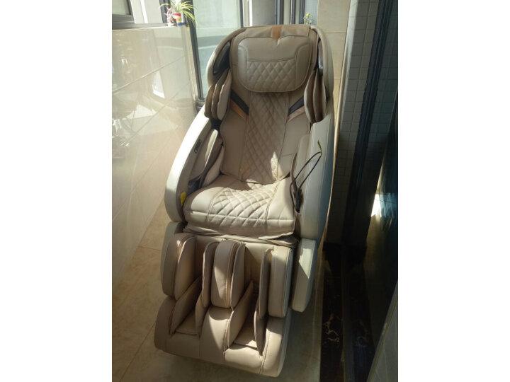 奥佳华家用按摩椅7808智摩大师使用测评必看?谁用过,质量详情揭秘 艾德评测 第10张