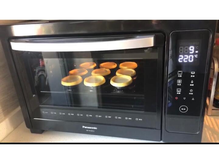【图文测评曝光】松下(Panasonic) 家用电烤箱NB-HM3810怎么样?用过的朋友来说说使用感受 好货爆料 第9张
