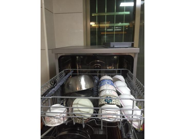 海尔(Haier)14套 超大容量家用洗碗机 EW14718怎么样?不得不看【质量大曝光】 艾德评测 第4张