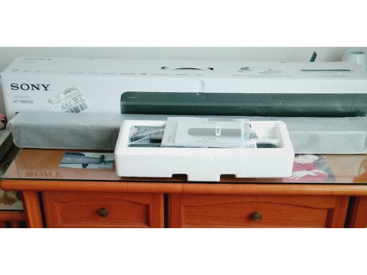 索尼(SONY)HT-X8500紧凑型回音壁质量到底差不差?详情评测 艾德评测 第1张