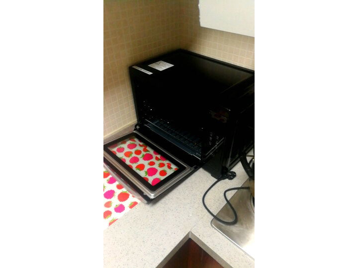 【图文测评曝光】松下(Panasonic) 家用电烤箱NB-HM3810怎么样?用过的朋友来说说使用感受 好货爆料 第2张