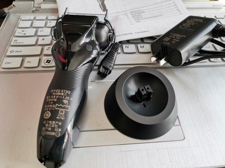 松下(Panasonic)电动剃须刀ES-ST3Q-K405怎么样【官网评测】质量内幕详情 选购攻略 第5张