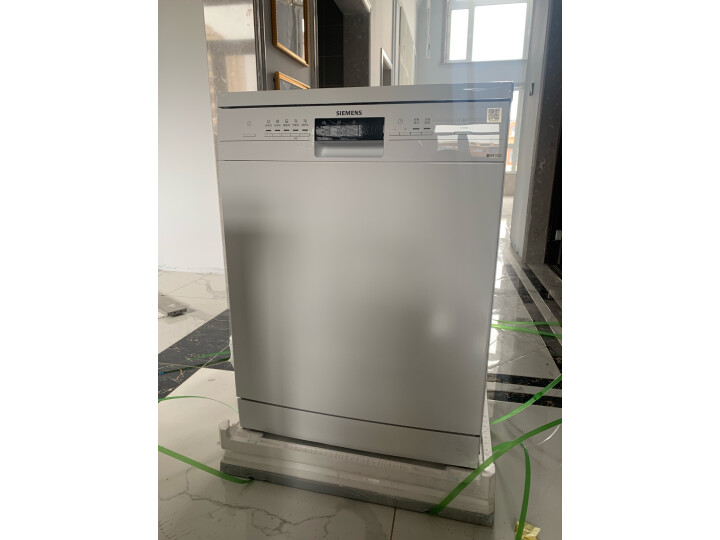 西门子(Siemens)13套全嵌入式洗碗机SJ636X00JC质量口碑如何?使用感受反馈如何【入手必看】 艾德评测 第8张