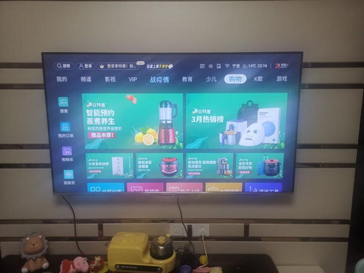 海信(Hisense)55E4F-P35 55英寸人工智能液晶电视怎样【真实评测揭秘】质量评测如何,说说看法【好评吐槽】 _经典曝光 艾德评测 第23张